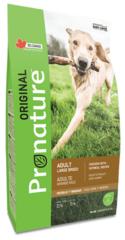 Корм для взрослых собак крупных пород, Pronature Original DOG ADULT LARGE BREED, с курицей и овсом