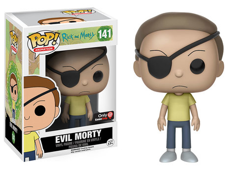 Evil Morty Funko Pop! Vinyl Figure || Злой Морти