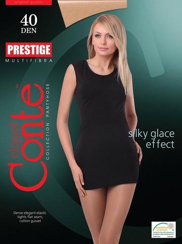 Conte Prestige Колготки женские d.40 p.2 grafit