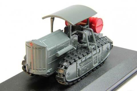 Tractor Kommunar 1:43 Hachette #36