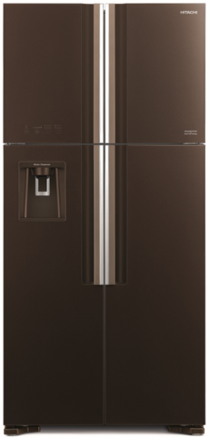 Холодильник side-by-side Hitachi R-W 662 PU7X GBW