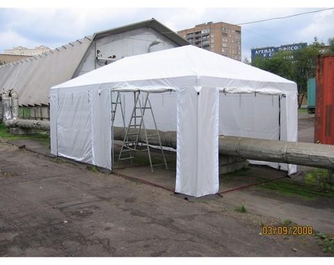 Палатка сварщика 6.0х3.0 (ТАФ)