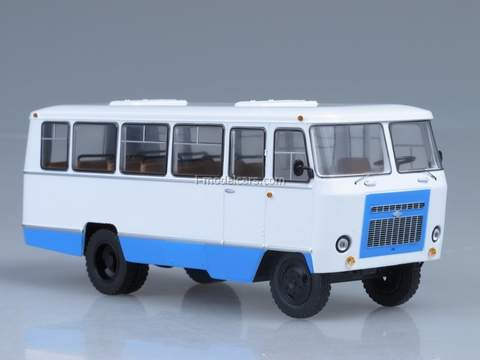 Kuban G1A1-02 white-blue 1:43 Start Scale Models (SSM)