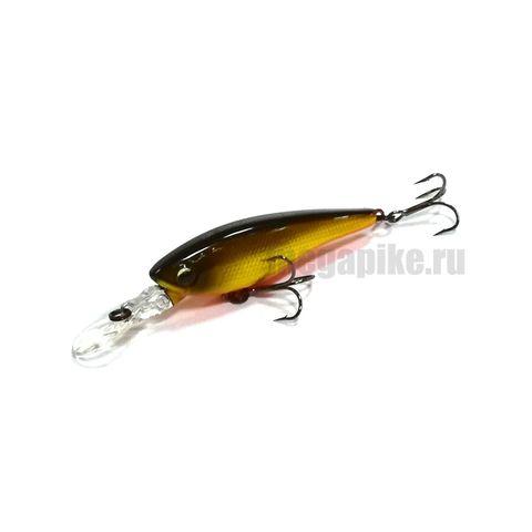 Воблер Daiwa Silver Creek Shad 50F / Black Gold (07410917)