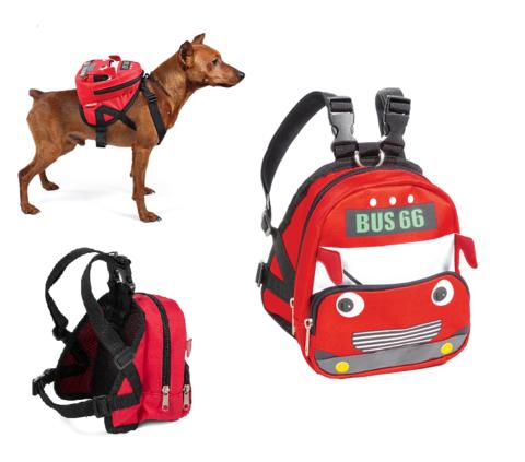 Triol Рюкзак-шлейка MINI DOGS для собак мелких пород