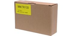 Kyocera MAK TK-1120, черный, чип в комплекте, до 3000 стр. - купить в компании CRMtver