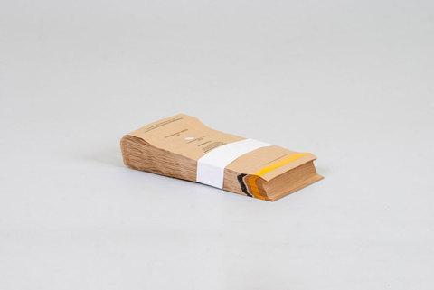 Крафт-пакеты коричневые 100*250 мм с индикатором (100 шт)