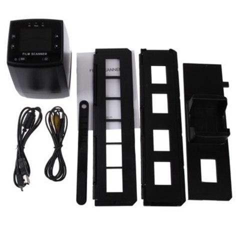 Слайд сканер SainSonic Film Scanner EC717 для слайдов  фотопленок 35мм  негативов и позитивов