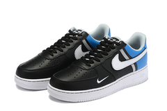 Nike Air Force 1 07 LV8 Low 'Black/Blue'