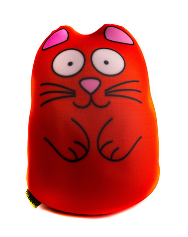Муфта-подушка антистресс «Кот Огонек»