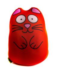 Муфта-подушка антистресс «Кот Огонек» 1