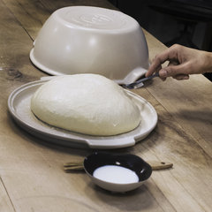 Форма с куполом Set Pain для хлеба Emile Henry (лён)