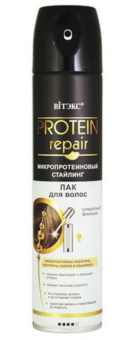 Витэкс Protein Repair Лак для волос суперсильной фиксации 300 мл