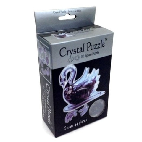 Кристальный пазл 3d Сrystal puzzle