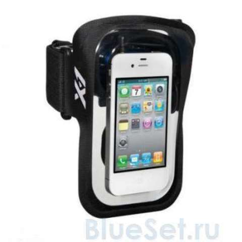 Водонепроницаемый Чехол X-1 Amphibx Fit Waterproof Armband for Smartphones XB1-BK-X (iPod)