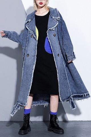 Джинсовая куртка «ZILIA»