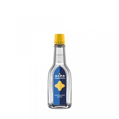 Alpa francovka 60 мл – спиртовый травяной раствор (широкий спектр действия)