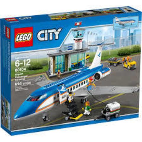 Lego City - Airport Passenger Terminal