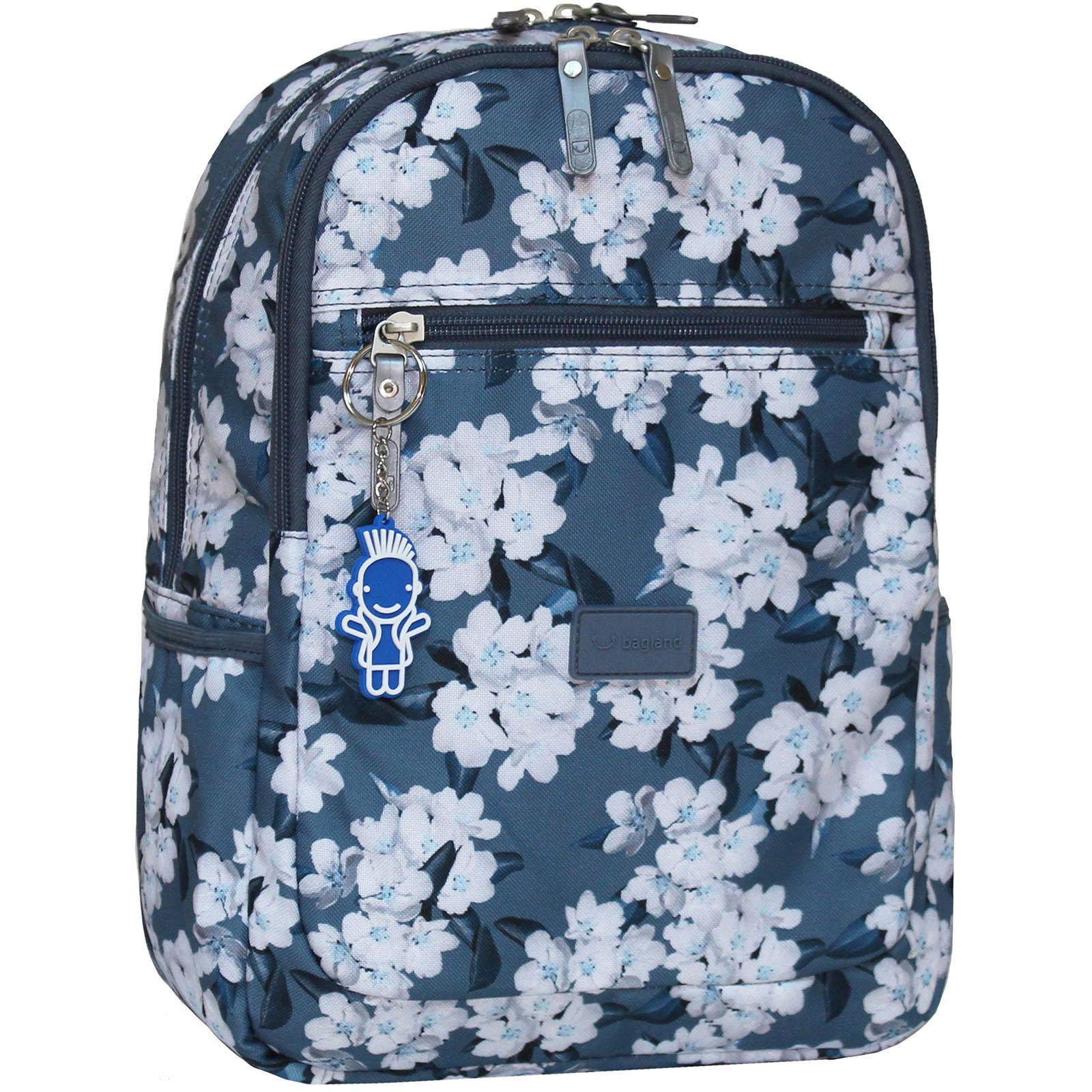 Детские рюкзаки Рюкзак Bagland Young 13 л. сублімація 161 (00510664) IMG_8639_арт.161_.JPG