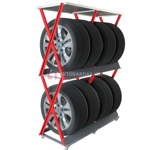 Увеличенная стойка на 2 комплекта (до R22, 320мм)