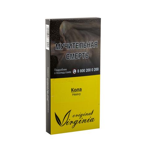 Табак Virginia Heavy Кола 50 г