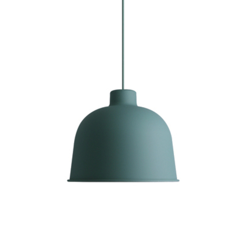 Подвесной светильник копия Grain by Muuto D21 (зеленый)