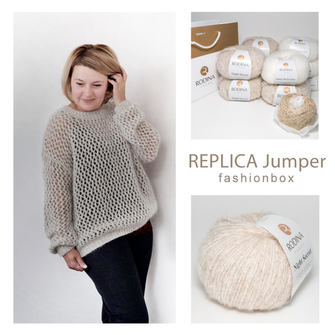 REPLICA Jumper Fashionbox