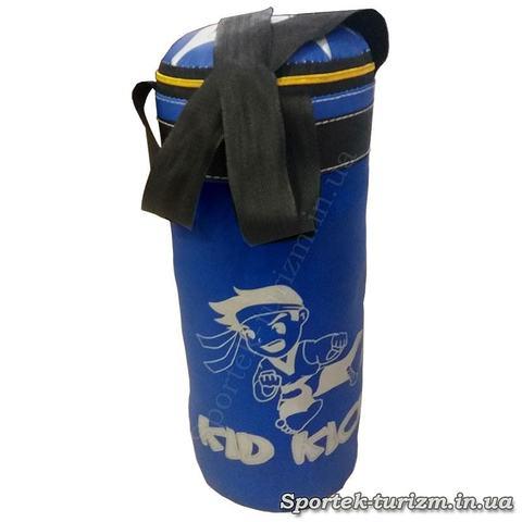 Детский боксерский мешок Kid Kick (высота 55 см диаметр 20 см)