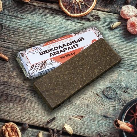 Другая халва «Шоколадный амарант», 45 гр.