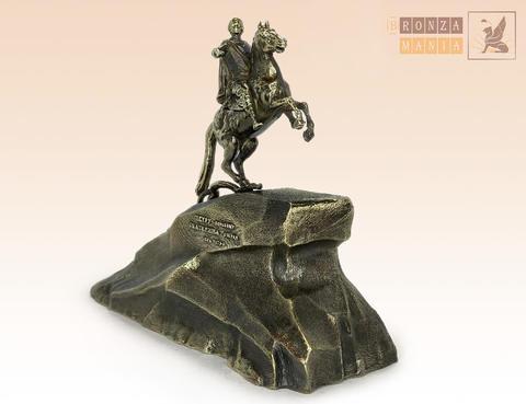 статуэтка Медный Всадник