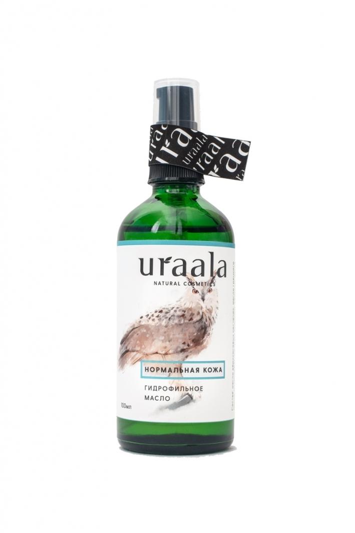 Гидрофильное масло для нормальной кожи Ura'ala, 30 мл