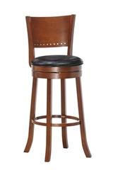 Барный крутящийся стул стул 9292 (Шоколад)
