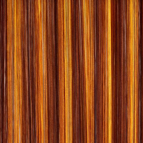 Кисея радуга коричневая, св.коричневая, оранжевая оптом. Арт. 3-8-10