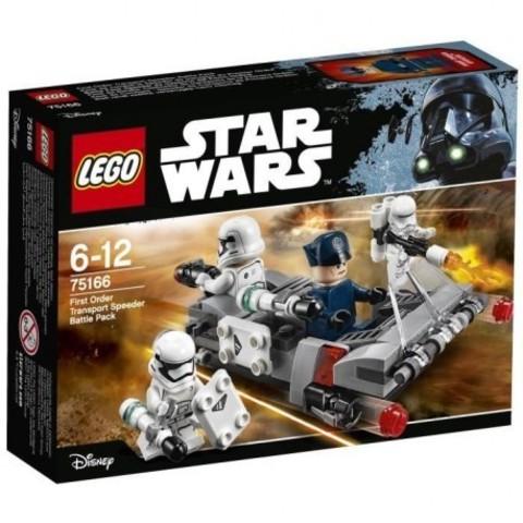 Star Wars First Order Transport Speeder