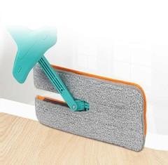 универсальная швабра для мытья пола со сменными насадками switch n clean изображение