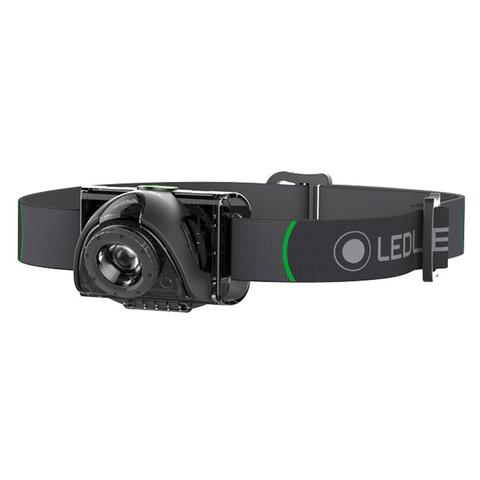 Фонарь налобный Led Lenser MH2 черный лам.:светодиод. AAAx3 (501511)