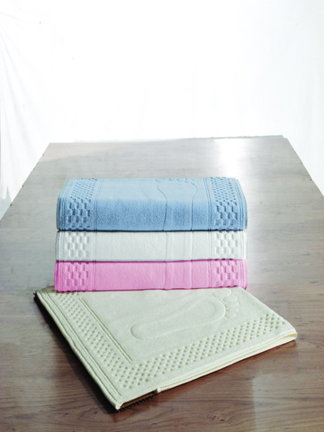 Коврик  для ванной 50х90  STEP СТЕП  Soft cotton Турция