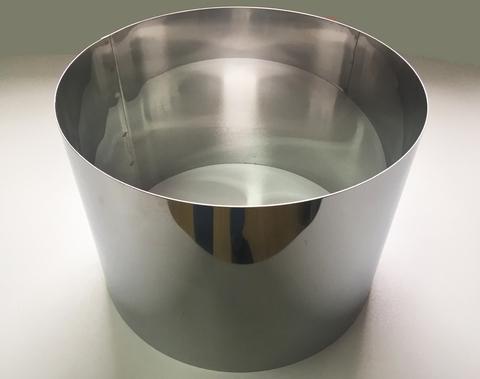 Кольцо-резак H20 D30, нерж. сталь 1 мм.