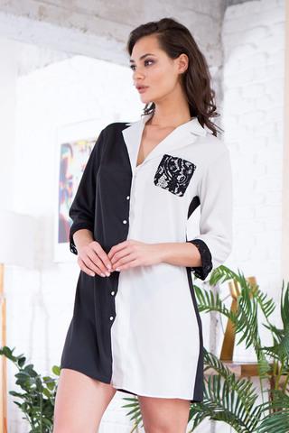 Туника Black&White 17606 Mia-Mia