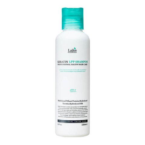 Шампунь для волос кератиновый LA'DOR Keratin LPP Shampoo 150 мл