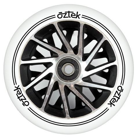 Пара колёс для самоката AZTEK Ermine XL (Black)