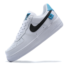 Nike Air Force 1 Low 'White/Blue/Black'