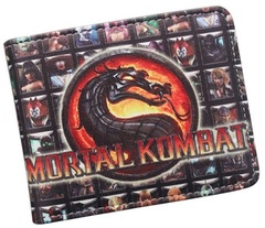 Мортал Комбат портмоне — Mortal Kombat Wallet