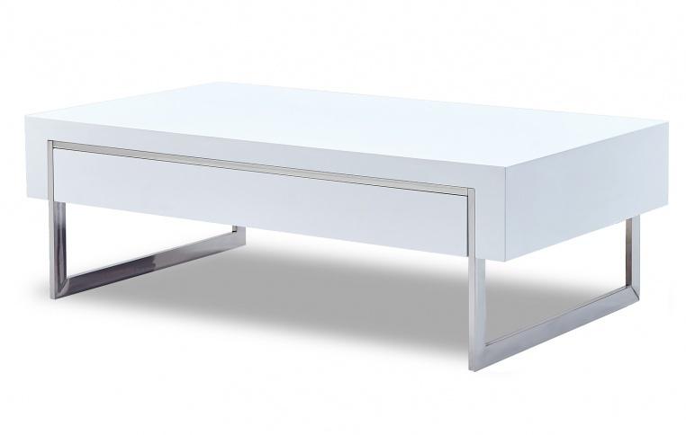 Стол журнальный CT-140 белый