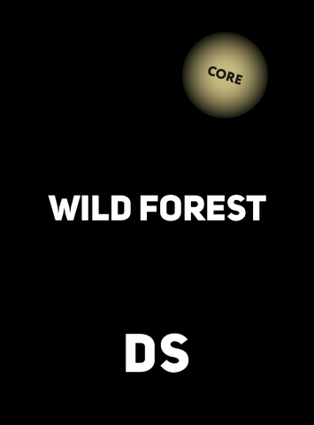 Аксессуар DS CORE WILD FOREST 100