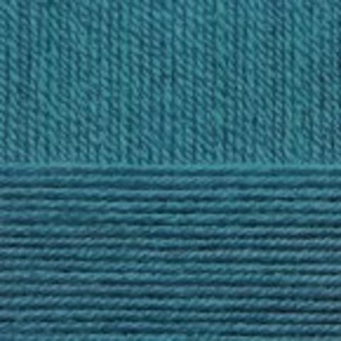 Купить Пряжа Пехорка Детская новинка Код цвета 014-Морская волна | Интернет-магазин пряжи «Пряха»