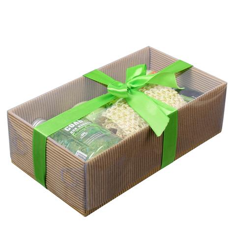Подарочный Банный набор «Мятный релакс» 6 предметов