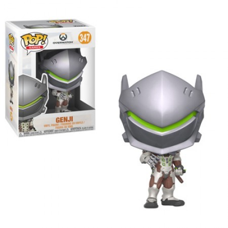 Фигурка Funko POP! Vinyl: Games: Overwatch S4: Genji 32274