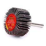 Круг MESSER шлифовальный лепестковый с оправкой (на шпильке) 40х20х6  #60