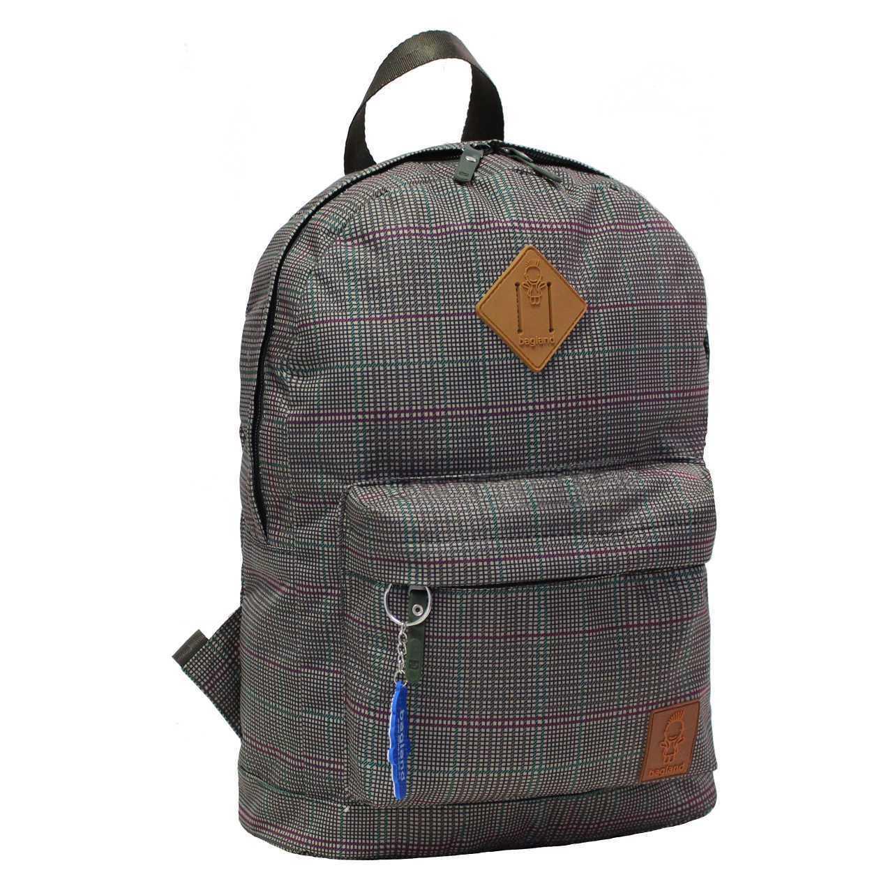 Городские рюкзаки Рюкзак Bagland Молодежный (дизайн) 17 л. сублимация (клетка) (00533664) IMG_2123.jpg